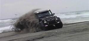Brabus vehicles G.Wagen 6x6