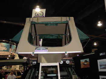 Hannibal Roof Tent
